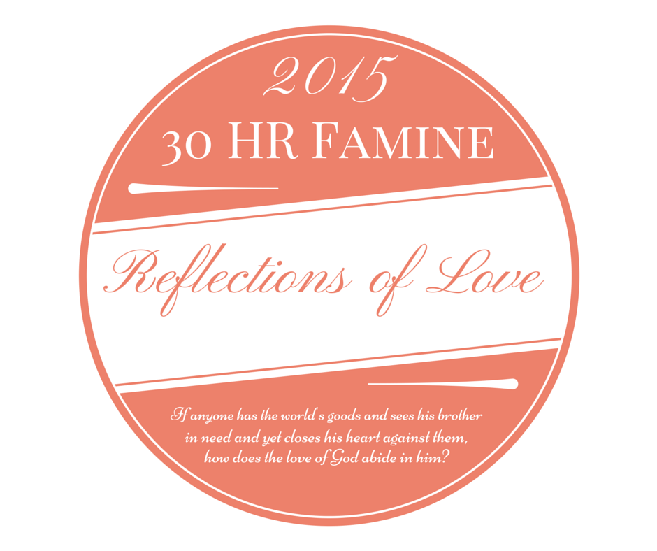 30 Hour Famine 2015